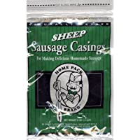 DeWied Natural Sheep Casings Home Pack Size