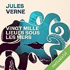Vingt mille lieues sous les mers (       UNABRIDGED) by Jules Verne Narrated by Mathieu Thomas