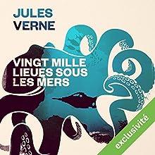 Vingt mille lieues sous les mers | Livre audio Auteur(s) : Jules Verne Narrateur(s) : Mathieu Thomas