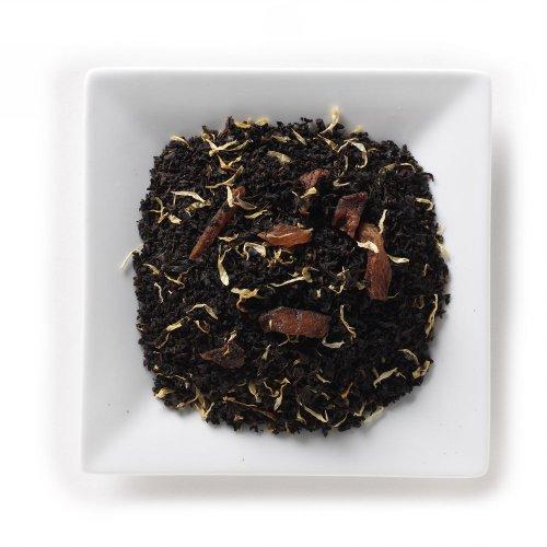 Mahamosa Flavored Black Tea Blend And Tea Filter Set: 8 Oz Peach Apricot Black Tea, 100 Loose Leaf Tea Filters (Bundle- 2 Items)(Tea Ingredients: Black Tea, Marigolds, Apricot Pieces, And Peach Pieces With Peach And Apricot Flavor)