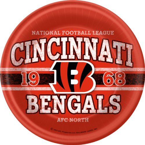 Cincinnati Bengals Dinner Plates