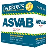 Barron's ASVAB Flash Cards, 2nd Edition