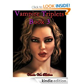 Vampire Triplets: Judges of Chaos Book 3 (Vampire by Day Werewolf by Night)