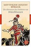 Die Abenteuer des Freiherrn von Münchhausen (Fischer Klassik)