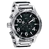 Nixon 51-30 Chrono - Men's ( Silver/Black )
