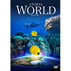 ANIMAL WORLD VOLUME 1 (Limited Collector's Edition) REGION FREE