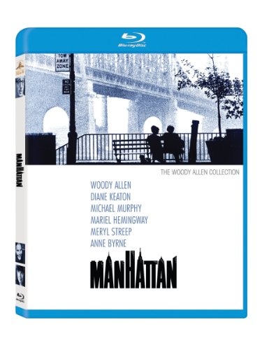 Cover art for  Manhattan [Blu-ray]