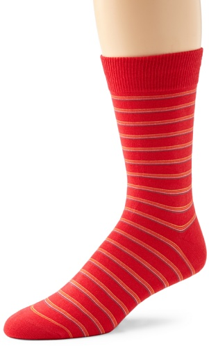 Richer Poorer Men's The Legend Socks, Red, One Size