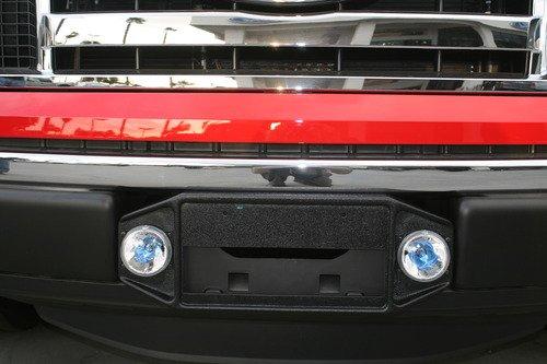 2012 Nissan trucks MURANO Post mount spotlight -Black 100W Halogen 6 inch Driver side WITH install kit
