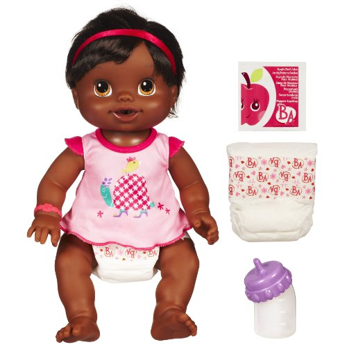 Baby Alive Wets And Wiggles - African American front-882950