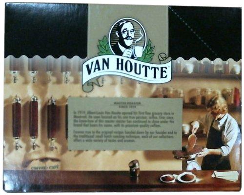 Van Houtte Butterscotch Single Serve Keurig Certified K-Cup pods for Keurig brewers, 24 Count (Pack of 2)