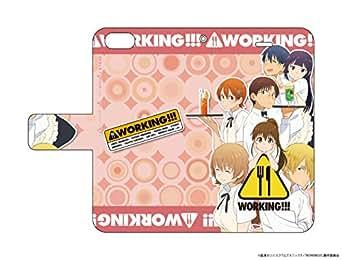 手帳型スマホケースiPhone6専用WORKING!!!01キービジュアル