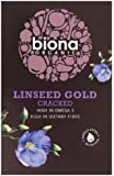 Biona Organic Cracked Linseed Gold 500 g (Pack of 3)