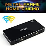 TM-C800 LED Video Portable Mini Projector Home Projector Support 1080P for Home Cinema Theater Entertainment Pico Projector