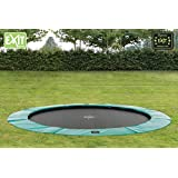 berg inground trampolin 430 sport freizeit. Black Bedroom Furniture Sets. Home Design Ideas