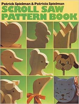 Scroll Saw Pattern Books