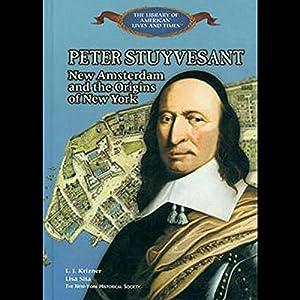 Peter Stuyvesant Audiobook