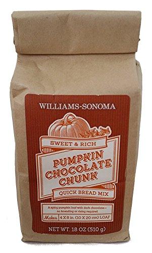 Pumpkin Chocolate Chunk Quick Bread Mix 18 OZ (William Sonoma Sauce Pan compare prices)