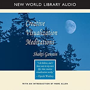 Creative Visualization Meditations Audiobook