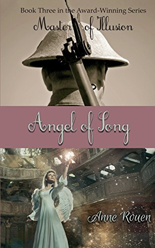 Angel of Song: Volume 3 (Master of Illusion)