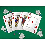 Giant Playing Cards Set