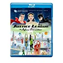 Justice League: The New Frontier Special Edition [Blu-ray]