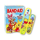 Disneys Winnie the Pooh Friends Band Aid Adhesive Bandages 20Count