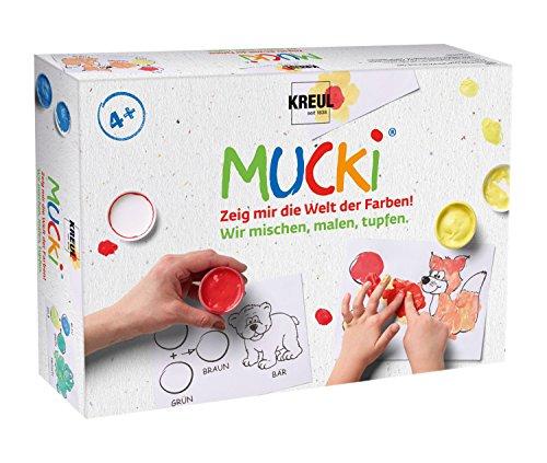 kreul-29100-dito-mucki-dipinge-set-di-5-mescoleremo-vernice-dab