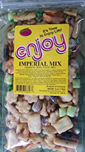 Amazon.com: Japanese Arare Rice Crackers Imperial Mix 6