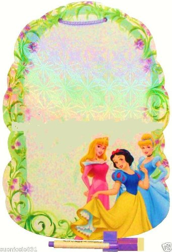 Disney Princess Green Dry Erase Message Board Pen