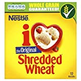 Nestle the Original Shredded Wheat 8 x 12 Biscuit