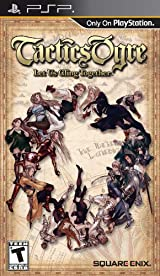 Tactics Ogre: Let Us Cling Together PSP