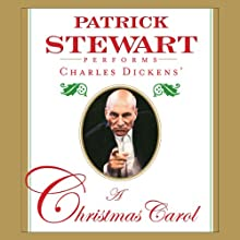 A Christmas Carol [Simon & Schuster Version] (       ABRIDGED) by Charles Dickens Narrated by Patrick Stewart