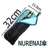 【NURENAI傘】 正規販売店 傘カバー ブラック【ロングタイプ】(32cm×11.5cm)
