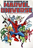 img - for The Official Handbook of the Marvel Universe - Vol. 6: Radioactive Man To Stiltman book / textbook / text book