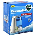 Vicks Humidifier, Warm Mist