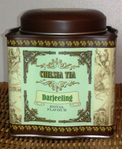 Chelsea English Tea Tins: Darjeeling