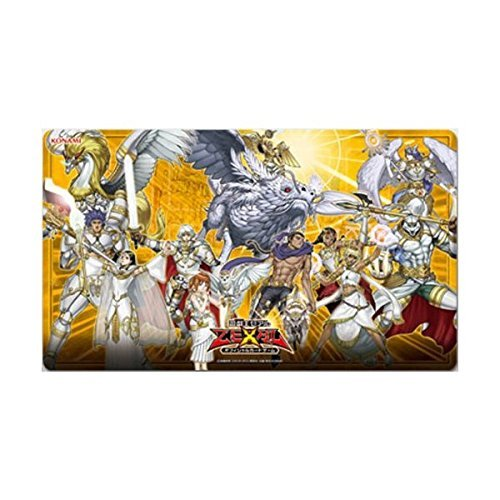 Yu-Gi-Oh Play Mat Ver. Lightsworn Judgment - 1