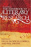 img - for The Handbook to Literary Research book / textbook / text book