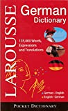 Larousse Pocket Dictionary : German-English / English-German