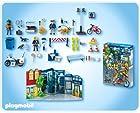 Playmobil Police Christmas Advent Calendar