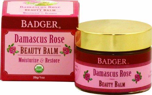 有效抗皱!Badger顶级玫瑰精油美颜膏