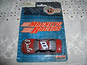 Dale Earnhardt Jr. #8 Chevrolet Magnetic Racer 1:64 Scale 2002 Winners Circle by NASCAR