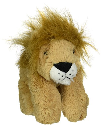 "Purr-Fection Pride Junior Snuggle Ups Lion 8"" Plush"