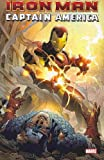 img - for Iron Man / Captain America (Graphic Novel Pb) book / textbook / text book