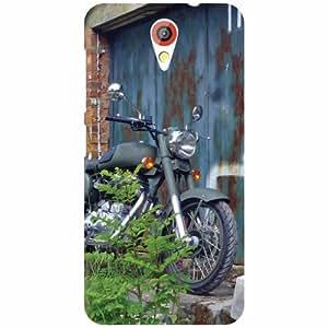 HTC Desire 620 Back Cover - Bike Love Designer Cases