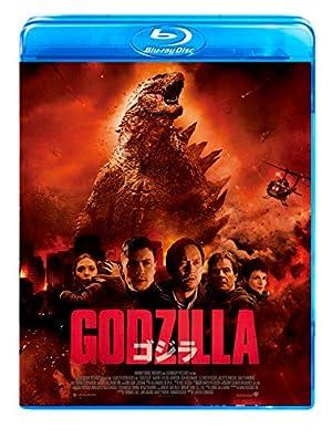 GODZILLA ゴジラ[2014] Blu-ray2枚組