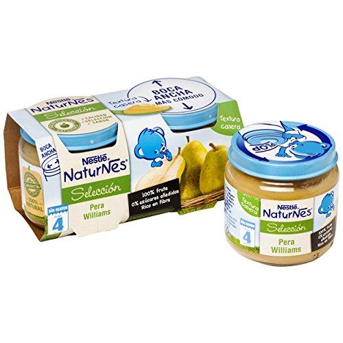 nestle-naturnes-alimento-infantil-pera-williams-paquete-de-2-x-200-g-total-400-g
