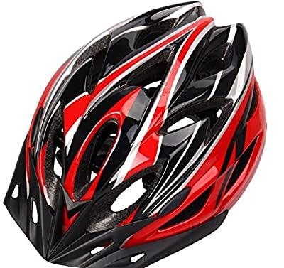 Hawkfish016 240g Ultra Light Weight Mens/Ladies Adult Bike BICYCLE Helmet -EPS Safety Helmet- Available in 5 Colours-56-63CM from Generic001
