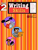 img - for Writing Skills: Grade 2 (Flash Kids Harcourt Family Learning) book / textbook / text book